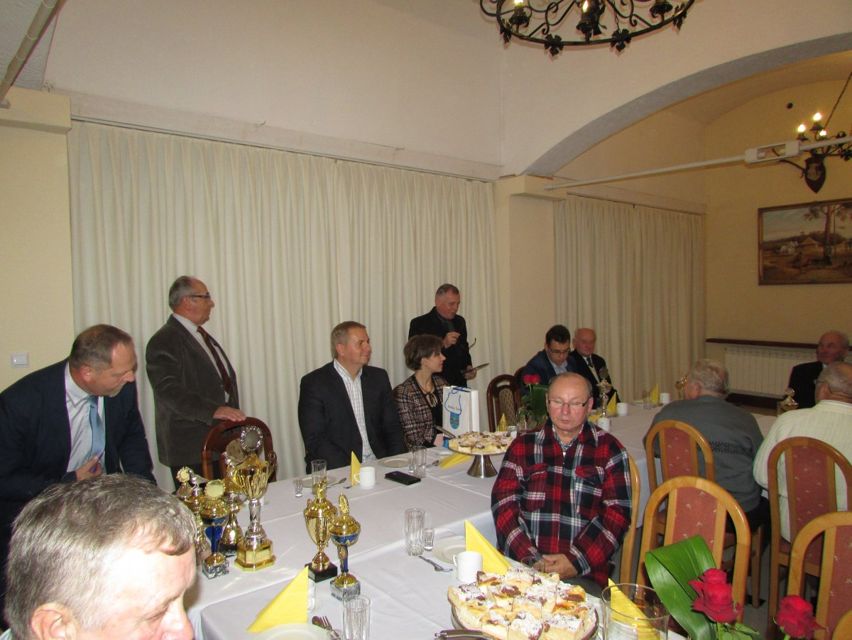 Uroczyste zebranie polotowe Oddziału Piekary Śląskie I - sezon 2016